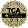 Learning® Magazine 2018 Teachers' Choice Award for the Classroom