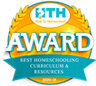 2020 Top Homeschool Curriculum List Winner
