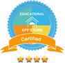 Educational App Store - Teacher Certified, 4-Star Rating
