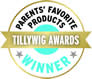 Tillywig Parents' Favorite Products Award Winner, 2017