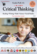 Critical Thinking - Mail a Catalog - Request Form
