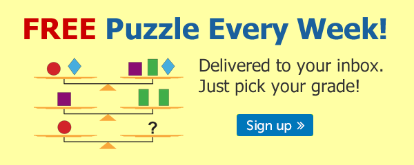 Free Weekly Puzzles!